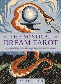 The Mystical Dream Tarot - Janet Piedilato (Paperback) - Cover