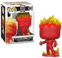 Funko Pop! Marvel - 80th First Appearance - Human Torch Vinyl Figure - Cover