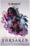 War Of The Spark: Forsaken - Greg Weisman (Hardcover)