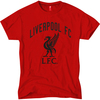 Liverpool Men's Red T-Shirt (X-Large)