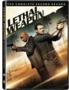 Lethal Weapon - Season 2 (DVD)