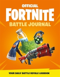 Fortnite Official: Battle Journal - Epic Games (Board book) - Cover
