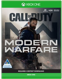 Call of Duty: Modern Warfare - Internet Required (Xbox One) - Cover