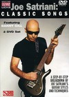 Joe Satriani - Classic Songs (Region 1 DVD)