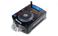 Numark NDX500 Table Top USB CD Media Player and Software Controller (Black)