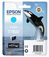 Epson - T7602 Cyan Ink Cartridge