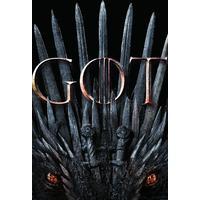 Game of Thrones: Season 8 (Region 1 DVD)