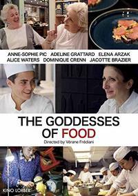 Goddesses of Food (Region 1 DVD) - Cover