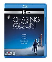 American Experience: Chasing the Moon (Region A Blu-ray) - Cover
