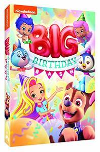 Nick Jr: Big Birthday Bash (Region 1 DVD) - Cover