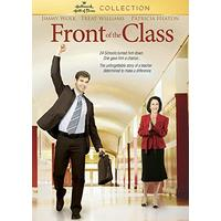 Front of the Class (Region 1 DVD)