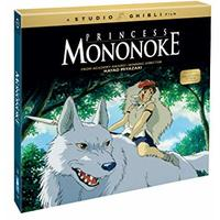 Princess Mononoke (Collector's Edition) (Region A Blu-ray)