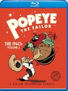 Popeye the Sailor: 1940s - Vol 2 (Region A Blu-ray)