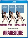Arabesque (Region A Blu-ray)