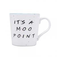 Friends - Moo Point Mug - Cover