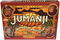 Jumanji (Board Game) - Cover