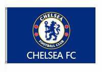 Chelsea - Crest Flag - Cover
