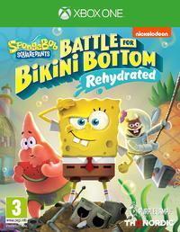SpongeBob SquarePants: Battle for Bikini Bottom - Rehydrated (Xbox One) - Cover