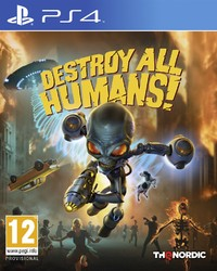 Destroy All Humans! - Remake (PS4)