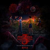 Original TV Soundtrack - Stranger Things: Season 3 (CD) - Cover