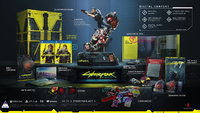 Cyberpunk 2077 - Collector's Edition (PS4) - Cover