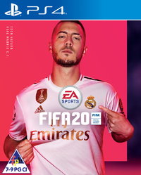 FIFA 20 (PS4) - Cover