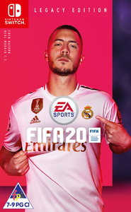 FIFA 20 - Legacy Edition (Nintendo Switch) - Cover