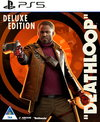 Deathloop - Deluxe Edition (includes Bonus Dead Dogs T-Shirt) (PS5)