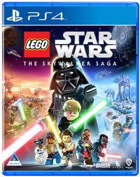 LEGO Star Wars: The Skywalker Saga (PS4) - Cover