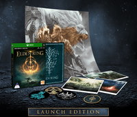 Elden Ring (Xbox Series X / Xbox One) - Cover