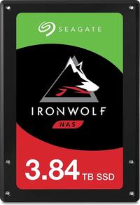 Seagate IronWolf 110 3.84TB SATA 6Gb/s 3D TLC Internal Solid State Drive