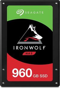 Seagate IronWolf 110 960GB SATA 6Gb/s 3D TLC Internal Solid State Drive