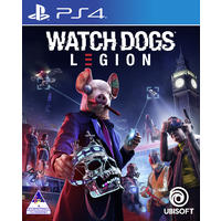 Watch Dogs: Legion (PS4/PS5 Upgrade Available)