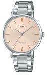 Casio Enticer Analogue Ladies Wrist Watch - Silver