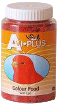 Aviplus - Canary Colour Food (100g) - Cover
