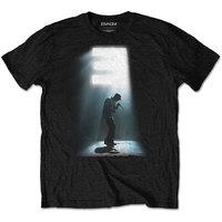 Eminem the Glow Men's Black T-Shirt (X-Large) - Cover