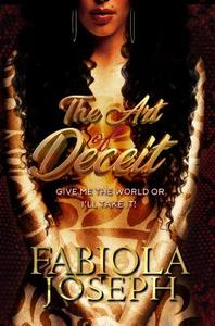 The Art Of Deceit - Fabiola Joseph (Paperback) - Cover