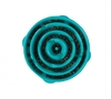 Outward Hound - Mini Slow Fun Feeder (Teal)