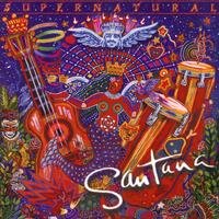 Santana - Supernatural (Vinyl) - Cover
