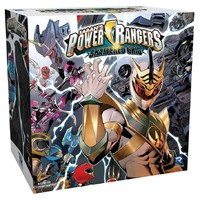 Power Rangers: Heroes of the Grid - Shattered Grid Expansion (Miniatures) - Cover