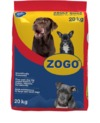 Zogo - Dry Dog Food - Beef  (On Promotion till 31 Dec - Receive a FREE stainless steel Zogo Dog Bowl) (20kg)