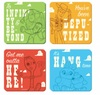 Toy Story 4 - Characters Coasters (Set of 4)