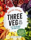 Three Veg and Meat - Olivia Andrews (Paperback)