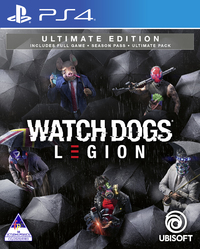 Watch Dogs: Legion - Ultimate Edition (PS4/PS5 Upgrade Available)