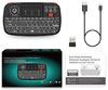 Zoweetek Dual Mode BT and 2.4GHz Touchpad Keyboard - Black