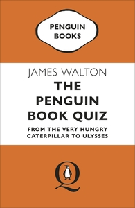 Penguin Book Quiz - James Walton (Paperback) - Cover