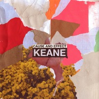 Keane - Cause & Effect (CD) - Cover