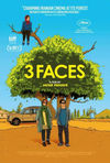 3 Faces (Region 1 DVD)