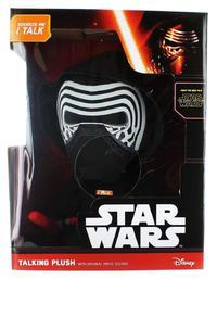Star Wars Episode 7 - Kylo Ren Talking Plush - 38cm - Cover