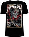 Metallica - Death Reaper Mens Black T-Shirt (XX-Large) Cover